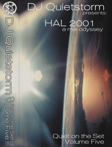 HAL2001 a mix odyssey Quiet on the Set Volume Five