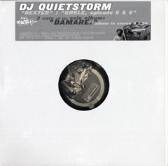 "DJ QUIETSTORM ""BEATER"" / ""UNKLE, episode 5 & 6"